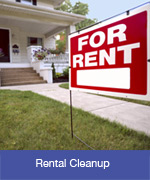 Rental Cleanup Cleaning Services